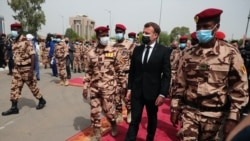 Fin de Barkhane: ce qui motive Macron