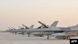 Phản lực cơ chiến đấu F-16