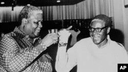 MUGABE NKOMO 1978