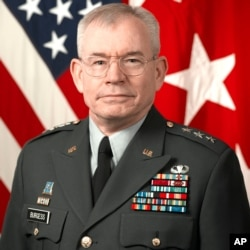 Lieutenant General Ronald L. Burgess, Jr., USA, director of the Defense Intelligence Agency