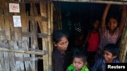 ရုိဟင္ဂ်ာကေလးေတြ ဌာေနေဘးကင္းစြာျပန္ႏုိင္ေရး UNICEF စုိးရိမ္