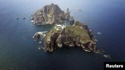 Nhóm đảo Nam Triều Nam Triều Tiên gọi là Dokdo và Nhật Bản gọi là Takeshima