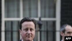 Thủ tướng Cameron nói không có âm mưu giữa chính phủ Anh, Scotland và công ty dầu BP