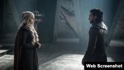 """Scena iz kultne serije HBO-a """"Igra prestola"""""""