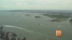 Нью-Йорк с высоты в полкилометра: новая смотровая площадка