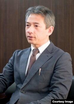 明治大學政治經濟學部教授高峰修(照片提供: 高峰修 )