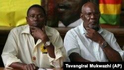 UMnu. Simba Makoni webandla leMawambo Kusile, Dawn Party loMnu. Dumiso Dabengwa webandla leZAPU