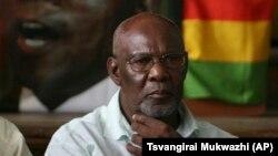 UMnu. Dumiso Dabengwa owebandla ZAPU
