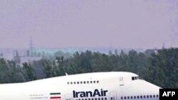Iran chặn được một âm mưu cướp máy bay
