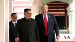 特朗普:美國與北韓第二次峰會可能明年一、二月舉行 (粵語)