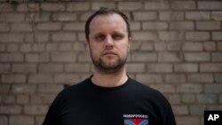 Самопроголошений губернатор Павло Губарєв