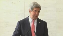 Kerry Urges Russia Not to Sell Weapons to Syria