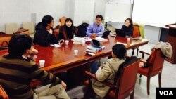 남북청년들의 '한국 사회 갈등' 토론회