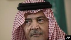 د سعودي عربستان د بهرنیو چارو وزیر سعود الفیصل
