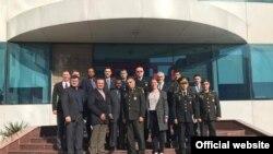 ABŞ Səfirliyi Hərbi Tibbi Strateji görüş təşkil edib