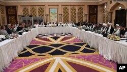 Переговоры между США и талибами в Омаре