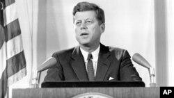 Джон Кеннеди. 2 ноября 1962г.