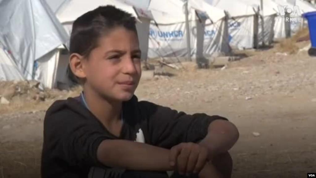 Historia e një refugjati 7-vjeçar kurd