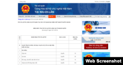 Website của Đại sứ quán Việt Nam tại New Zealand.