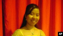 Mao Chansoknea is a student at St. Lawrence University, in New York.