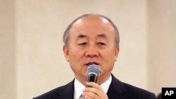 북한의 태도변화를 촉구하는 류우익 장관