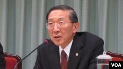 台灣外交部長林永樂