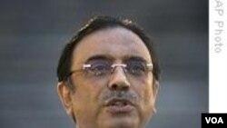 Presiden Pakistan Asif Ali Zardari mengatakan Afghanistan dan Pakistan bersama-sama harus membujuk masyarakat internasional agar menyusun rencana untuk mengenyahkan militan dari wilayah itu.