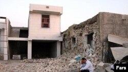 شهر شنبه، پس از زمین لرزه - ۲۰ فروردین ۱۳۹۲