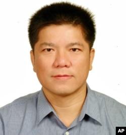 亞太防務雜誌總編輯鄭繼文