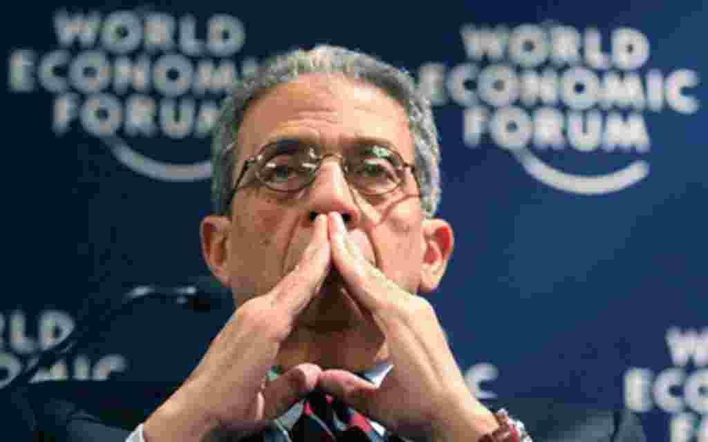 Cumbre Económica Mundial de Davos, Suiza.
