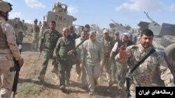قاسم سلیمانی فرمانده سپاه قدس در روزهای اخیر در کردستان عراق حضور یافت.