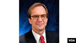 VOA Director David Ensor (2011-2015)