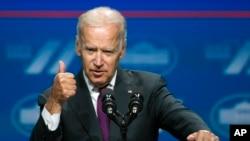 جو بایدن راهکار آقای ترامپ را نوعی دشمن تراشی در بین مسلمانان دانست.