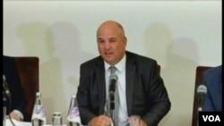Ủy viên Hội đồng châu Âu phụ trách nhân quyền Nils Muižnieks bày tỏ lo ngại sâu sắc về tình cảnh của người Tatar ở bán đảo Crimea