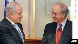 მიტჩელი ახლო აღმოსავლეთის ვიზიტს ასრულებს