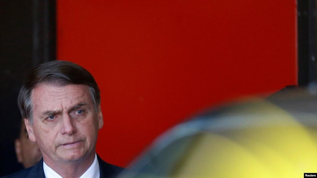 Ông Bolsonaro được cho là có lập trường cực hữu