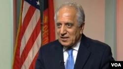 زلمی خلیلزاد میگوید که ایالات متحده بیش از این موجودیت گروههای تندرو را در پاکستان تحمل نخواهد کرد