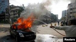 Protests Erupt After Bangladeshi War Criminal's Resentencing