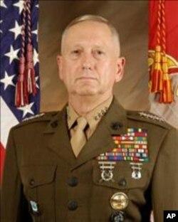 امریکی جنرل جیمز میٹیز