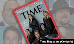 미국의 시사 주간지 타임지가 '올해의 인물'에 성희롱 피해 사실을 폭로한 불특정 다수의 여성을 선정했다.