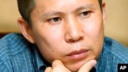 Luật sư tranh đấu Hứa Chí Vĩnh bị bắt vì bị nghi 'tụ tập đông người gây mất trật tự nơi công cộng'