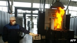Производство топливных (урановых) таблеток для АЭС