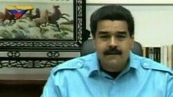 Continúan protestas estudiantiles en Venezuela