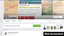 Trang Facebook Tôi và Sứ quán