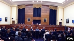 US House Subcommittee Hearing on ‪‎Cambodia's human rights issues ahead of the country national election in July.