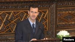 Bašar al Asad (arhivski snimak)