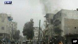 Сирия, провинция Идлиб. 3 января 2018 года