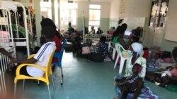 Hospital de Benguela, Angola