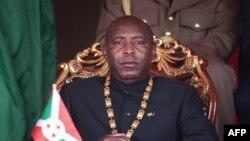 Evariste Ndayishimiye, Perezida w'Uburundi