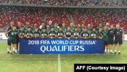 لعلی: تمام بازیکنان تیم ملی در آخرین کمپ تمرینی پیش از رقابت با سنگاپور حضور یافتند.